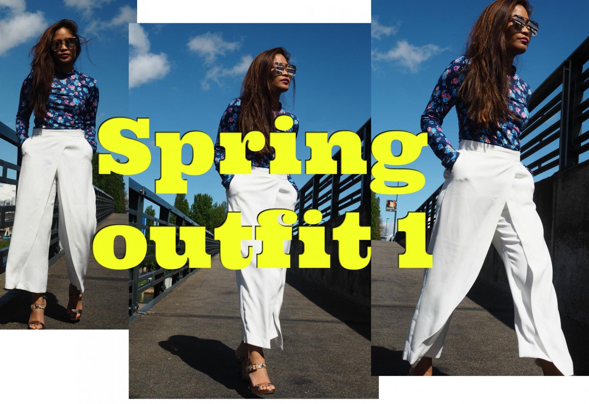 Vlog: Spring outfit 1