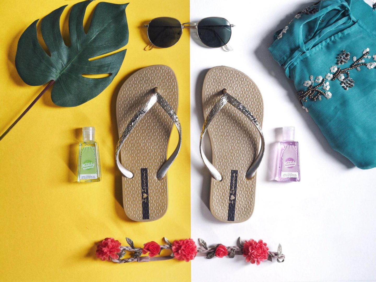 Do you already know these awesome flip flops of Ipanema?