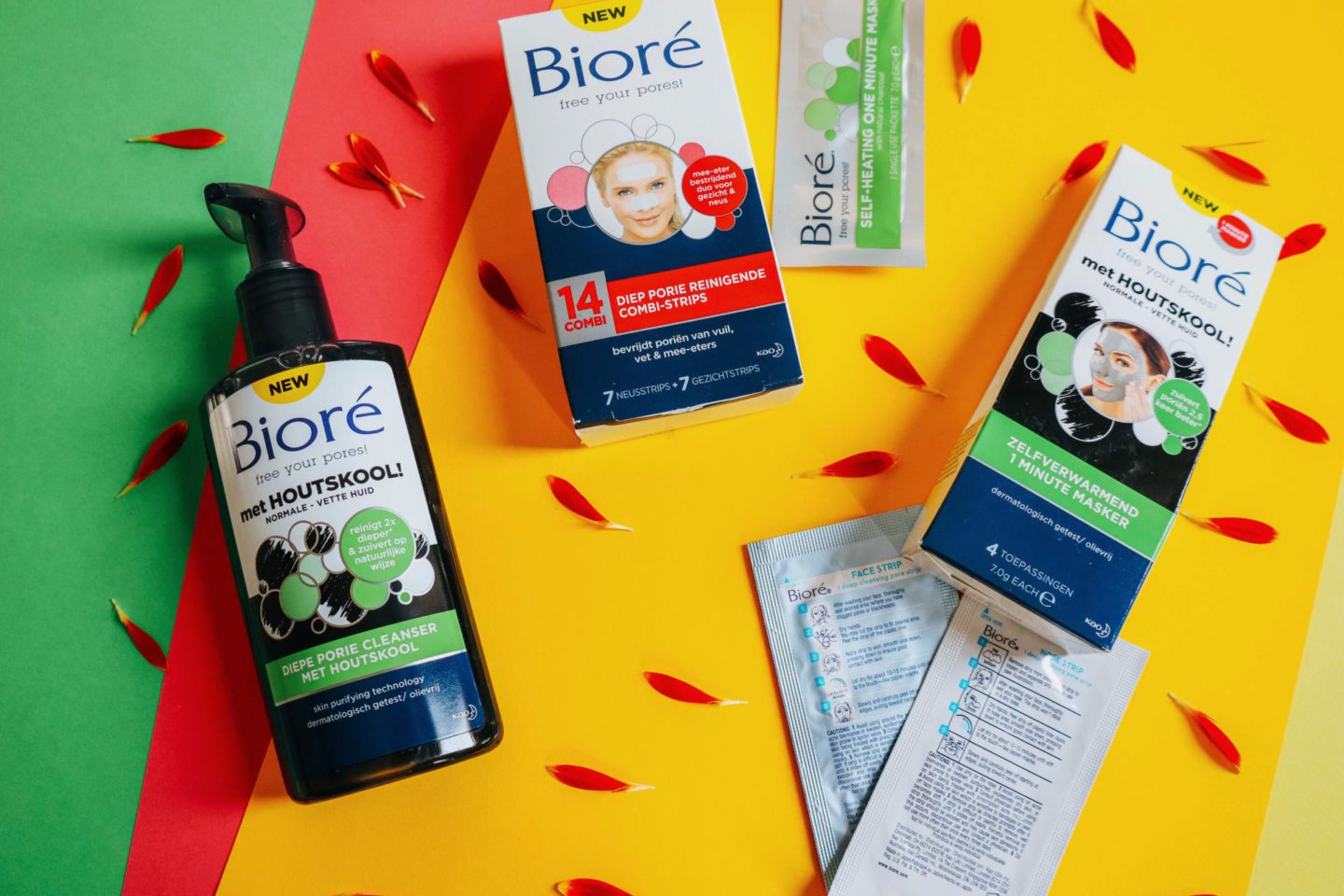 Free your pores with skin care brand Bioré