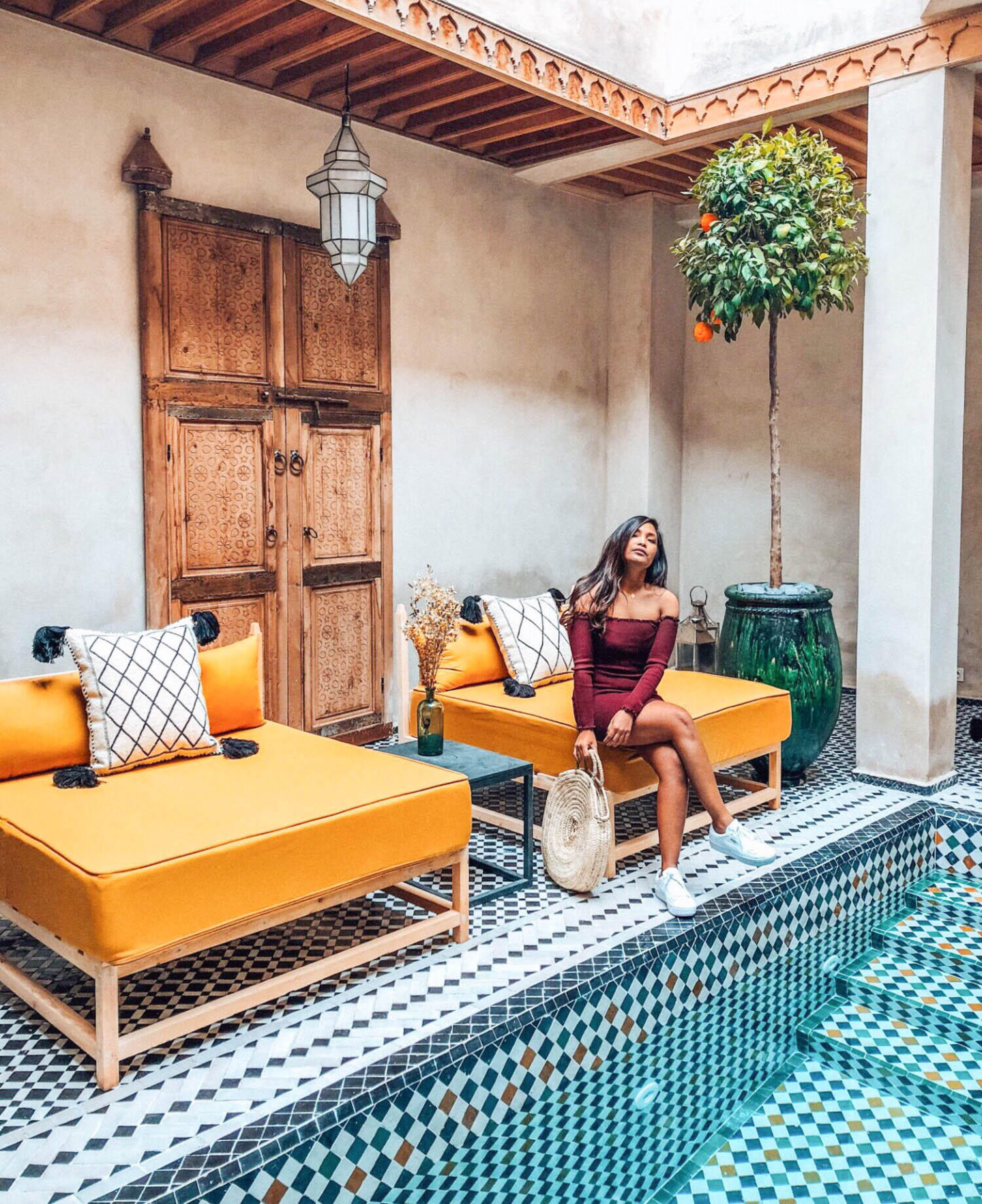 7 outfits to wear in Marrakech
