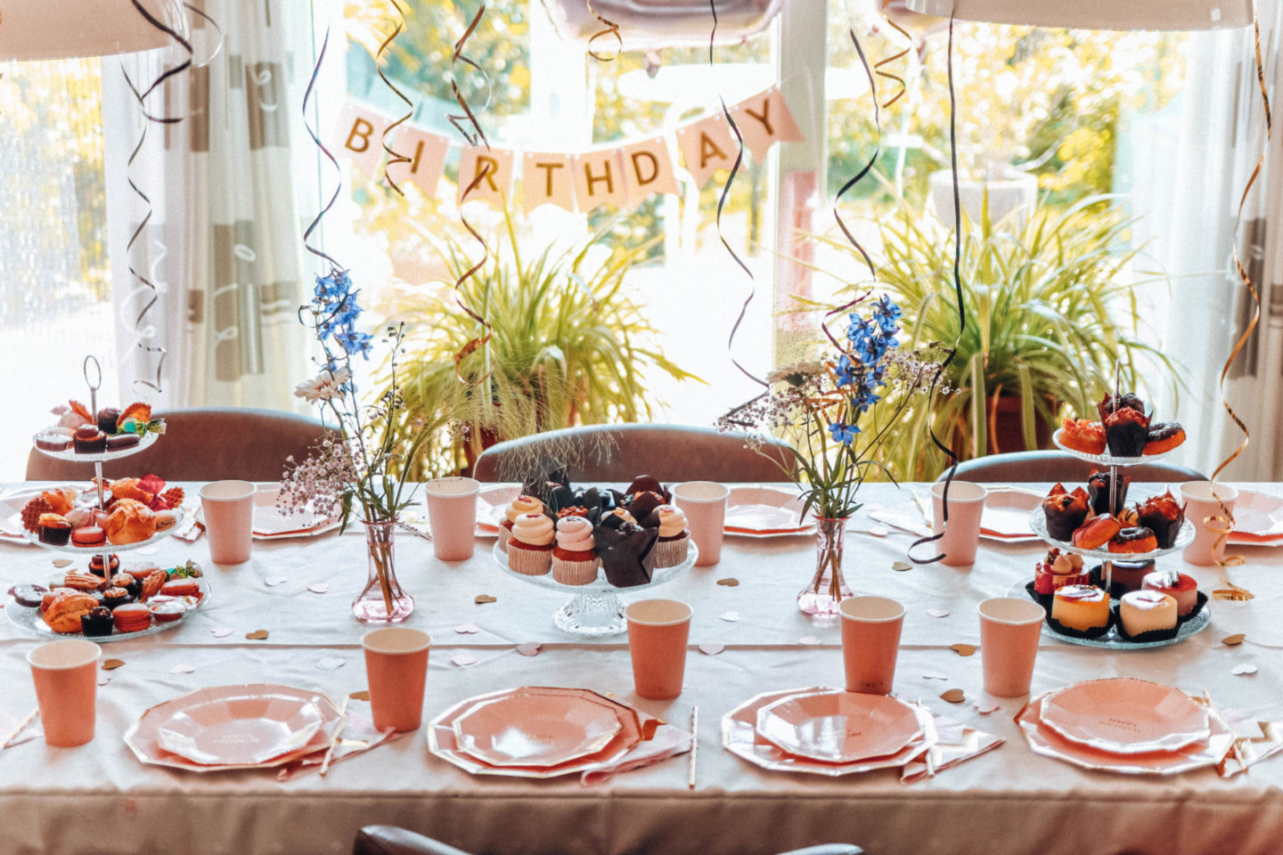 How to throw the perfect high tea party
