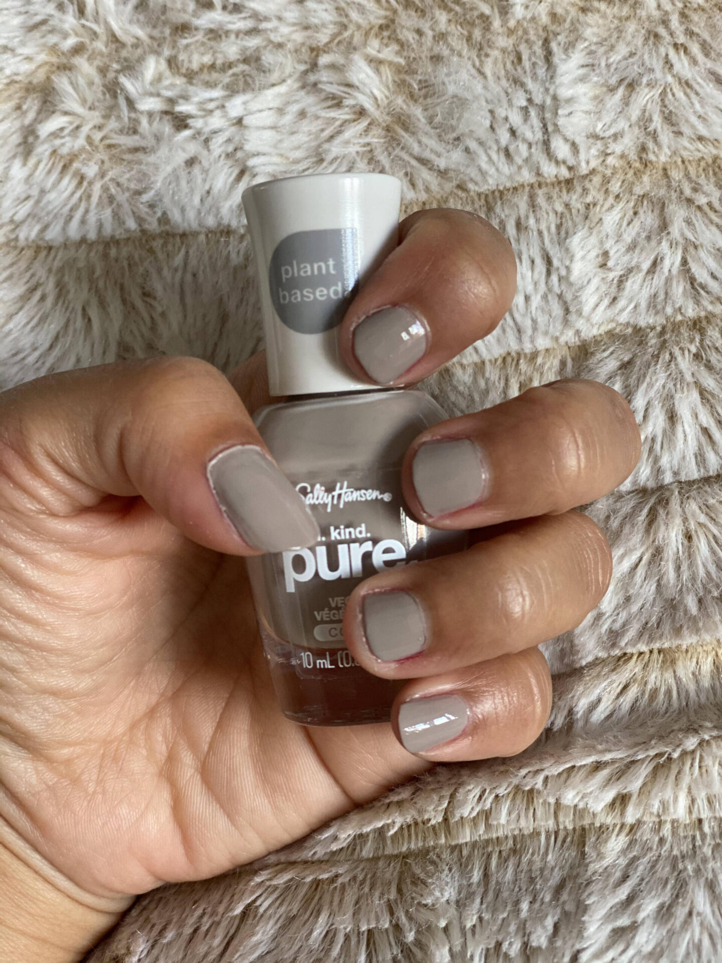 Vegan nail polish 'good, kind & pure' from Sally Hansen