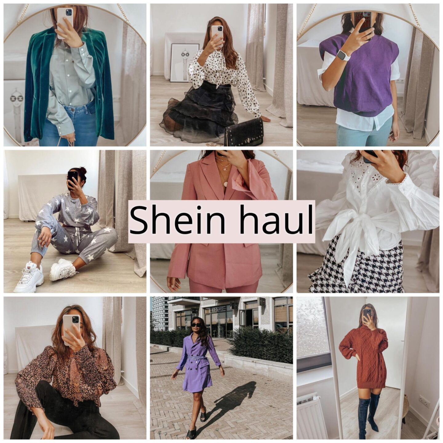 Huge SHEIN clothing Try-on Haul